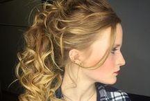 Style: Dark Gold Hair