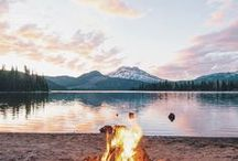 ⇜ camping / Wonderful outdoor camping-sites and ideas to explore.