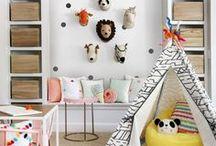⇜ kids room inspiration