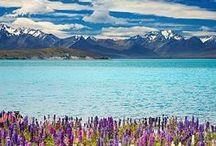 New Zealand / Photography spot inspiration, travel inspiration Inspirationen zum Reisen, Fotografieren, Besichtigen