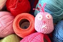 Crochet & Tricot / by Papier Ciseaux Cailloux