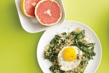 Food is fuel. / Vegetarian and Paleo recipes to power you through your runs and WODs