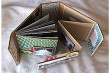 Mini Album / Tutoriales de los album, fotos y detalles. / by Carmen L. Saladin Sepulveda