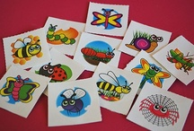 Kids' temporary Tattoos / Soooo popular!And they start at just £0.10!