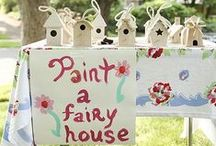 Fairy Parties / We have loads of pretty things for #fairies - including butterfly toys and #hair #accessories, pretty #jewellery and all those things fairies need like #wands, #wings and #glittery pretty tattoos!  Take a look at our website for more ideas www.allaboutpartybags.co.uk