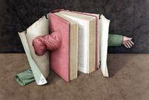Books & Art / Quando #letteratura ed #arte si fondono con risultati incredibili.