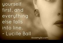 I love Lucy................