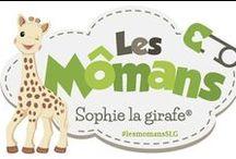 Les Mômans Sophie la girafe / Les Mômans Sophie la girafe, un lieu de vie dédié aux bébés accompagnés de leurs parents pour partager un moment unique et privilégié avec Sophie la girafe® #lesmomansSLG