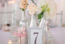 25th wedding anniversary / Silberhochzeit