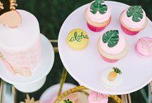 Sweet table - Candy Bar / Dessert Table, Sweet Table... Alles was süß ist und detailverliebt präsentiert wird.