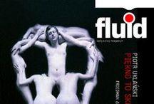 Fluid magazine 2000 – 2002 / First polish independent magazine