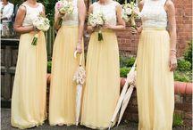 Bridesmaid - Brautjungfern