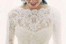 Wedding dress - hochzeitskleider