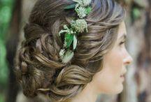 Wedding hairstyles - Brautfrisuren