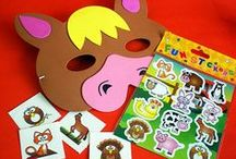 Farm Parties / Such a well loved theme for kids' parties.  We've got all you need!