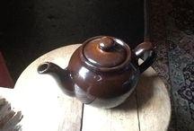 I'm a little teapot...........