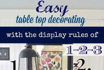"""How to DIY Decorate / A group board all about decorating! Learn the """"rules"""" and get awesome inspiration and ideas from the best creative bloggers!  Pinners: please only pin from original sources. Tips, info and inspiration (roundups, etc) - please no specific projects- they will be deleted.  This board is invite only. For an invite email Shelly at thedomesticheart at gmail dot com.  / by Shelly@The Domestic Heart Blog"""