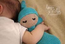 Horgolt baba/Chrochet dolls