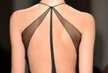 Back dresses