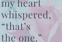 Love Quotes / by Ashley @ Heart Over Heels