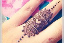 Henna Tattoos / Henna Tattoos