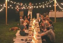 Garden Party / Are you hosting a garden party? You want to make the garden feel welcoming and cosy and here's exactly how to make it memorable!