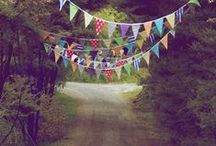 Festival Party / Do you love festivals so much that you want to make it the theme for your birthday or wedding? Here's all the inspiration you need to get it right!