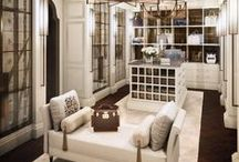 Dressing rooms / Luxurious Closets