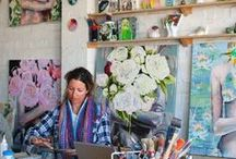 Craft Rooms & Art Studios