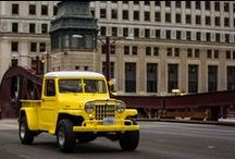 OutCold 1960 Jeep Willys / OutCold is an #ActionMarketing Agency creating experiences to connect brands with people--often with a vintage vehicle influence • Chicago, IL • 312.768.8253