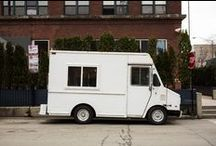 OutCold 1995 Chevy P10 Step Van / OutCold is an #ActionMarketing Agency creating experiences to connect brands with people--often with a vintage vehicle influence • Chicago, IL • 312.768.8253