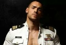 I have a thing for men in uniform