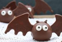 Seriously Scary Halloween Food / Planning a Halloween party? These spooky food are perfect for the celebrations!