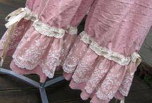 bloomers volanger mamelucker. Pantaloons , klänningar. M.m / Idéer , sy, sew, mamelucker / pantaloons . M.m