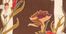 French Designer Silk Scarves