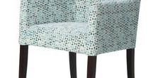 Krzesła / Chairs / Eye-catching chairs / efektowne krzesła