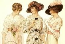 1910s Fashion / by HotsyTotsy Vintage