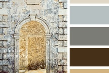 Color Schemes / by Alison Burley