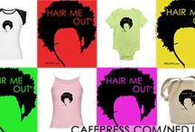 HAIR ME OUT.com Nedjetti online apparel store
