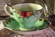 Tea Three / by Annette Blair
