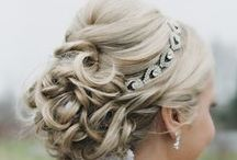 Wedding Hair Styles / Wedding hairstyles inspiration by Brides-Book.com / by Bride's Book
