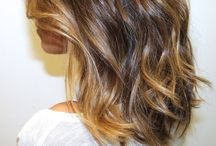 Hair / Coiffure, couleur, style