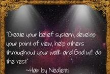 Hair by Nedjetti quotes of luv.... / Hair by Nedjetti 'food for thought' quotes to inspire & encourage...