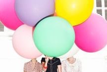 Balloons / by Light & Co