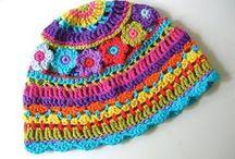 czapki, rękawiczki, szale, kominy
