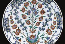 TABAKLAR1-İznik Floral
