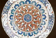 TABAKLAR2-İznik  Değişik Desenler