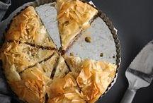 Tarts, Pies, Baking Etc...