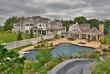 Pools & Pool Houses & Outdoor Spaces