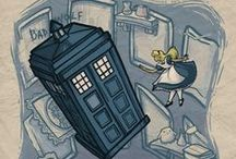 Doctor Who / It's a regular Who-tenanny!